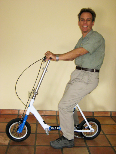Sciatica scooter